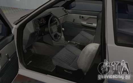 Toyota Corolla GT-S Tunable для GTA San Andreas вид сзади