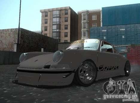 Porsche Carrera RS RWB для GTA San Andreas