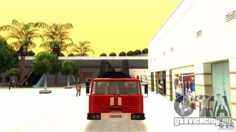 КамАЗ 53229 для GTA San Andreas вид слева