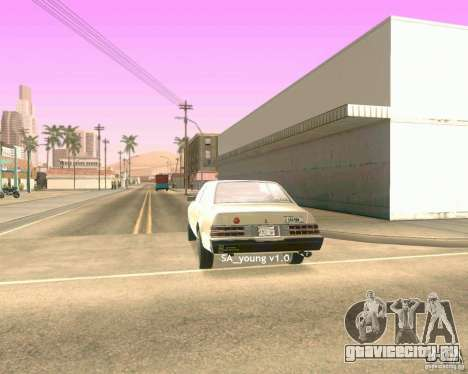 Young ENBSeries для GTA San Andreas четвёртый скриншот
