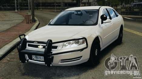 Chevrolet Impala Unmarked Detective [ELS] для GTA 4