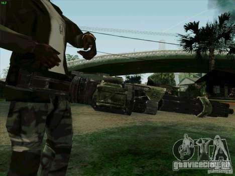 Миниган из Duke Nukem Forever для GTA San Andreas третий скриншот