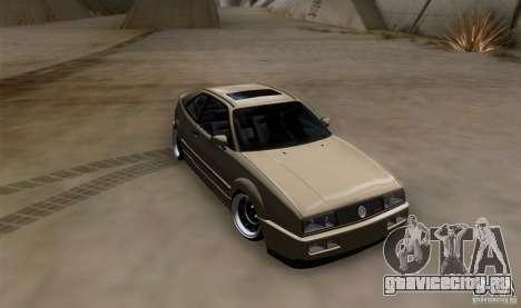 Volkswagen Corrado VR6 1995 для GTA San Andreas