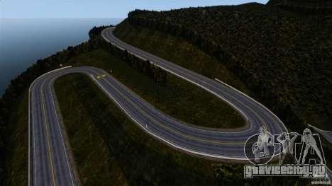 New Akina для GTA 4 восьмой скриншот