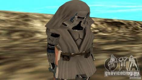 Commander Keller для GTA San Andreas
