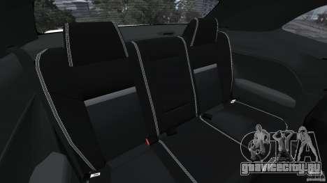 Dodge Challenger SRT8 392 2012 [EPM] для GTA 4 вид сбоку