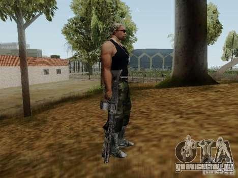 Пулемет MG-42 для GTA San Andreas четвёртый скриншот