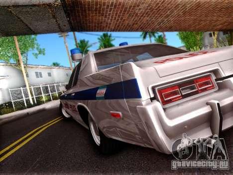 Dodge Monaco 1974 для GTA San Andreas
