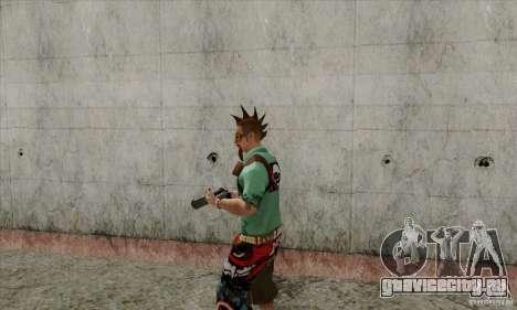 Скин на замену Fam1 для GTA San Andreas второй скриншот