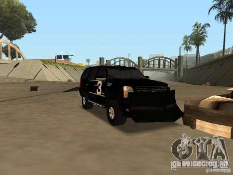 Cadillac Escalade Таллахасси для GTA San Andreas