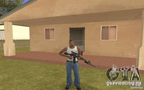 АК 103 для GTA San Andreas второй скриншот