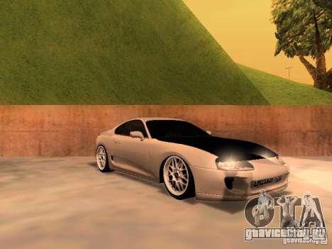 Toyota Supra GTS для GTA San Andreas