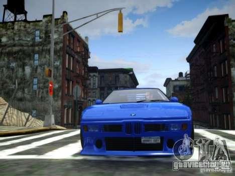 BMW M1 Replica для GTA 4 вид справа