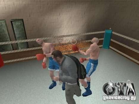 Система драк из GTA IV V 2.0 для GTA San Andreas третий скриншот