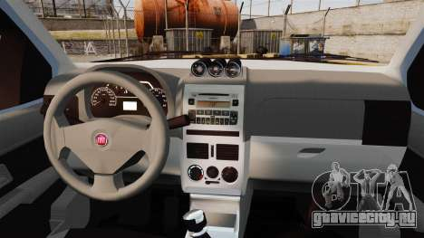 Fiat Palio Adventure Locker Evolution для GTA 4 вид сбоку