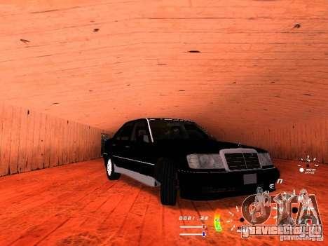 Mercedes-Benz 230E для GTA San Andreas вид слева