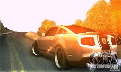 Real HQ Roads для GTA San Andreas третий скриншот