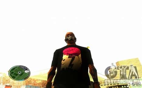 Skull Mask для GTA San Andreas третий скриншот