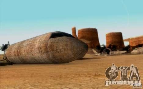 RoSA Project v1.0 для GTA San Andreas третий скриншот