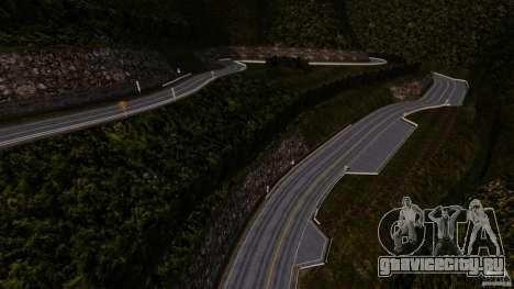 New Akina для GTA 4 пятый скриншот