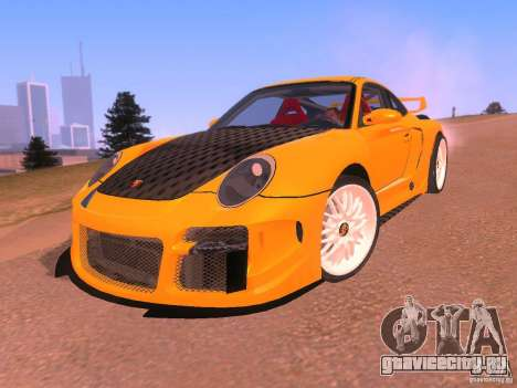 Porsche 911 Turbo Tuning для GTA San Andreas