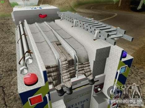 Pierce Pumpers. B.C.F.D. FIRE-EMS для GTA San Andreas вид сверху