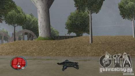GTAIV HUD Для широких экранов (16:9) v2 для GTA San Andreas третий скриншот