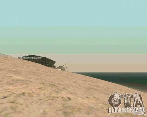 Young ENBSeries для GTA San Andreas третий скриншот