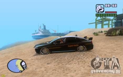 ENBSeries By VadimSpiridonov v.0.2 для GTA San Andreas четвёртый скриншот