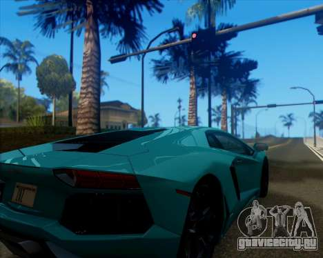 ENB v1.1 для Средних и Мощных ПК для GTA San Andreas третий скриншот