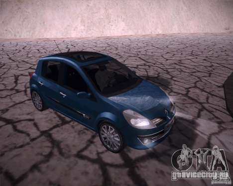 Renault Clio III для GTA San Andreas