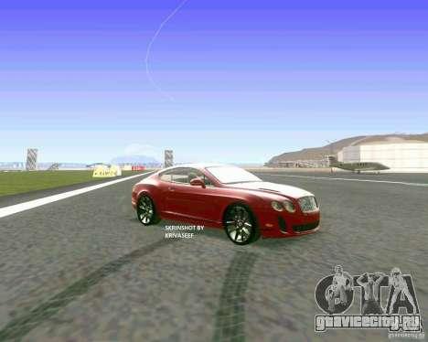Young ENBSeries для GTA San Andreas шестой скриншот