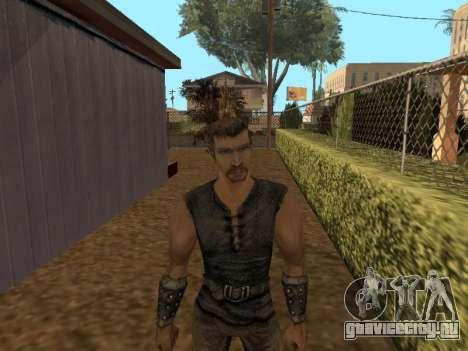 Пак скинов из Готики 1 для GTA San Andreas