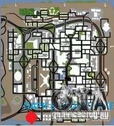 4-ый автобусный парк v1.0 для GTA San Andreas девятый скриншот