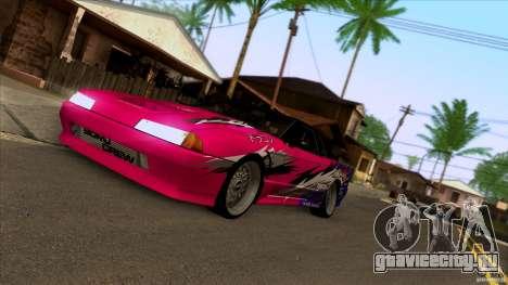 SA Beautiful Realistic Graphics 1.3 для GTA San Andreas третий скриншот