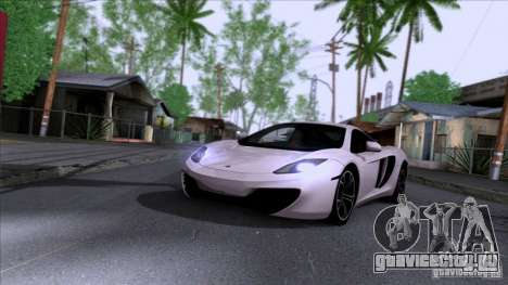 SA Beautiful Realistic Graphics 1.3 для GTA San Andreas второй скриншот