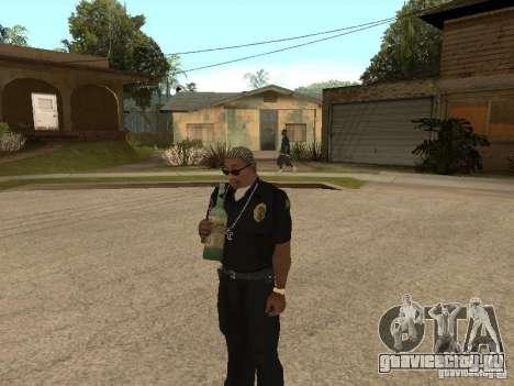 Reality GTA v1.0 для GTA San Andreas четвёртый скриншот