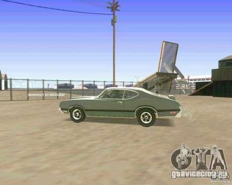 Young ENBSeries для GTA San Andreas пятый скриншот