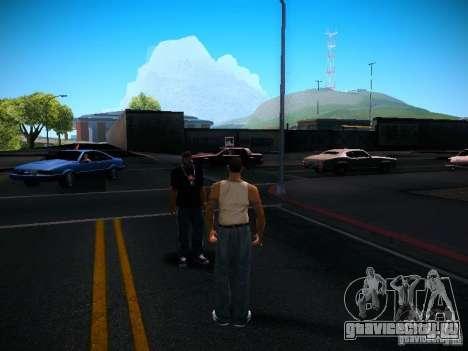 Смена персонажей для GTA San Andreas третий скриншот