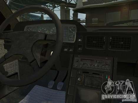 FSO Polonez Каро для GTA 4 вид изнутри