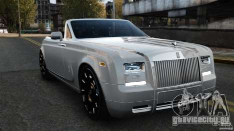 Rolls-Royce Phantom Convertible 2012 для GTA 4
