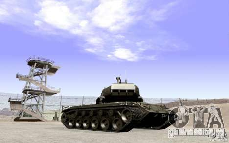 T26 E4 Super Pershing v1.1 для GTA San Andreas