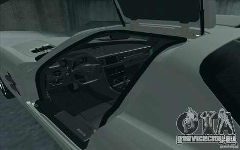 Mercedes-Benz SLS AMG 2010 для GTA San Andreas вид слева