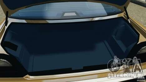 BMW 750iL E38 1998 для GTA 4 вид снизу