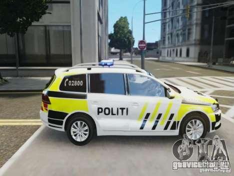 Volkswagen Passat B7 Variant 2012 для GTA 4 вид изнутри