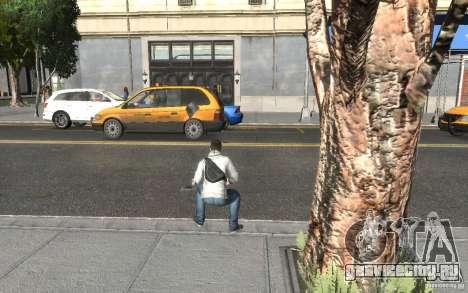 Дезмонд Майлз из AC3 для GTA 4 шестой скриншот