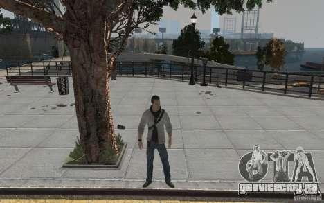 Дезмонд Майлз из AC3 для GTA 4