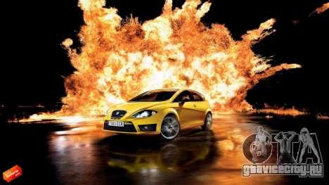 Loadscreens cars для GTA San Andreas