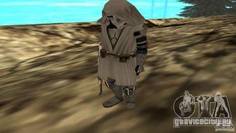 Commander Keller для GTA San Andreas второй скриншот