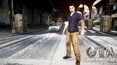 Jason Brodie для GTA 4 третий скриншот